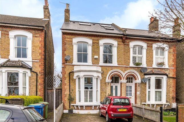 External of Friern Road, East Dulwich, London SE22