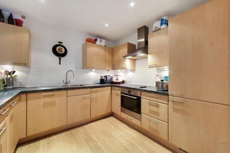 Kitchen of East Dulwich Road, London SE22