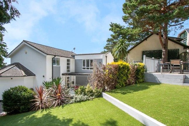 Thumbnail Detached house for sale in Springfield Road, Poole, Dorset
