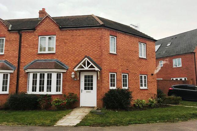 Semi-detached house for sale in Cornflower Drive, Evesham