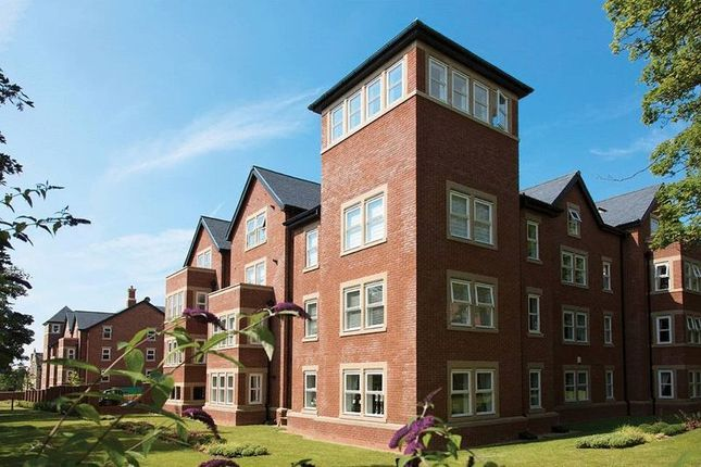 Thumbnail Flat to rent in Grammar School Gardens, Ormskirk