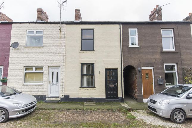 Thumbnail Terraced house for sale in Mill Street, Barlow, Dronfield