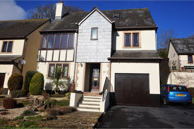 Thumbnail Detached house for sale in Copland Meadows, Totnes