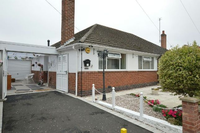 Thumbnail Semi-detached bungalow for sale in Wigston Road, Blaby, Leicester