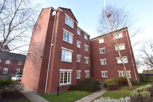 Thumbnail Flat to rent in Castle Lodge Square, Rothwell, Leeds
