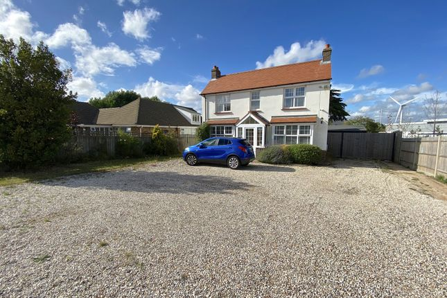 Thumbnail Detached house for sale in Dittons Road, Polegate, East Sussex
