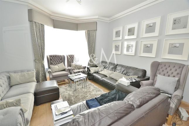 Thumbnail Terraced house for sale in Thorold Road, Ilford