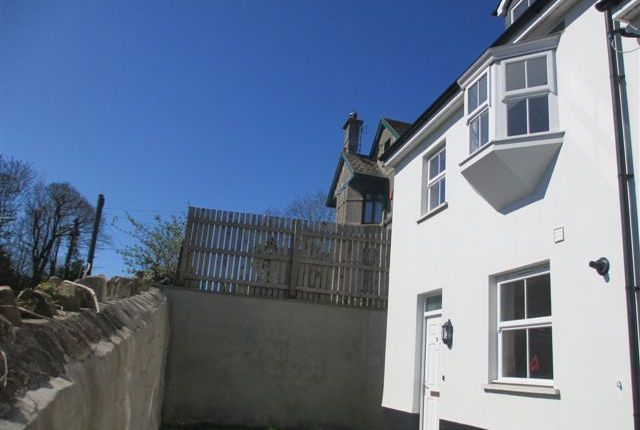 Thumbnail End terrace house for sale in Barn Street, Haverfordwest