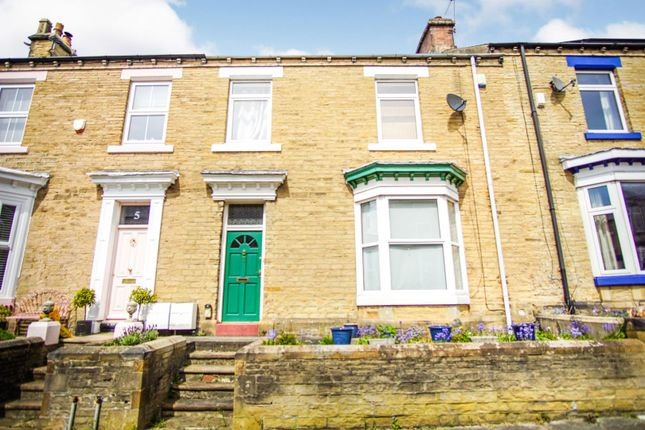 Thumbnail Terraced house for sale in Clarence Street, Bishop Auckland