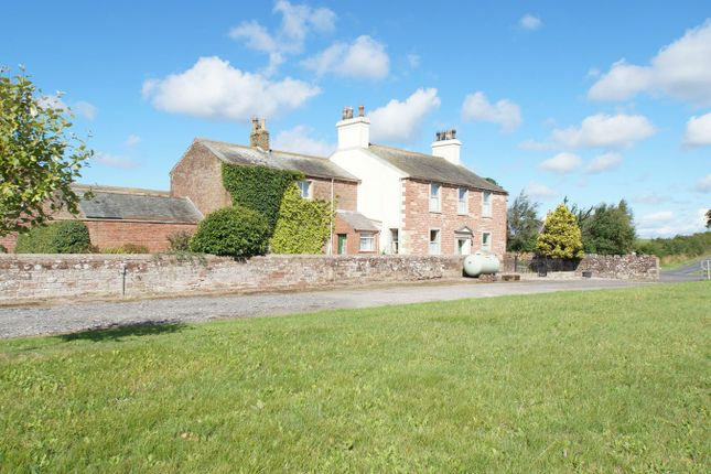 Thumbnail Detached house for sale in Leegate, Wigton