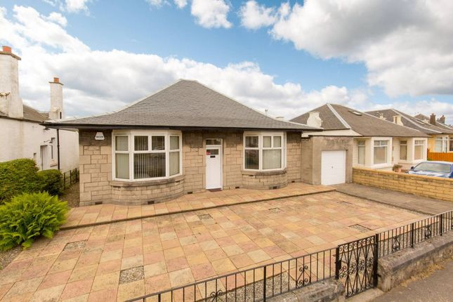 Thumbnail Detached bungalow for sale in 63 Wakefield Avenue, Edinburgh