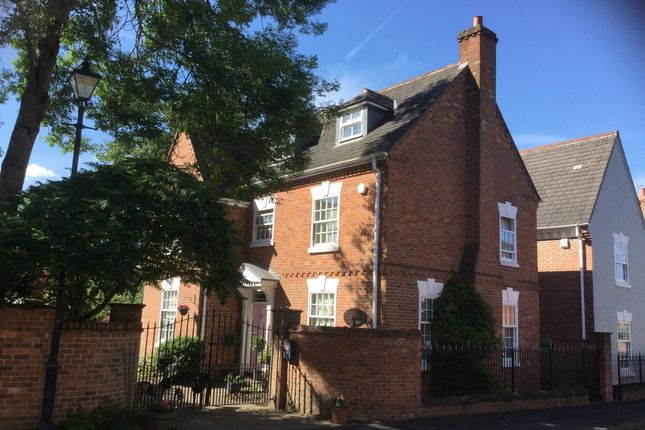 Thumbnail Detached house for sale in The Pingle, Quorn Or Quorndon, Leicestershire