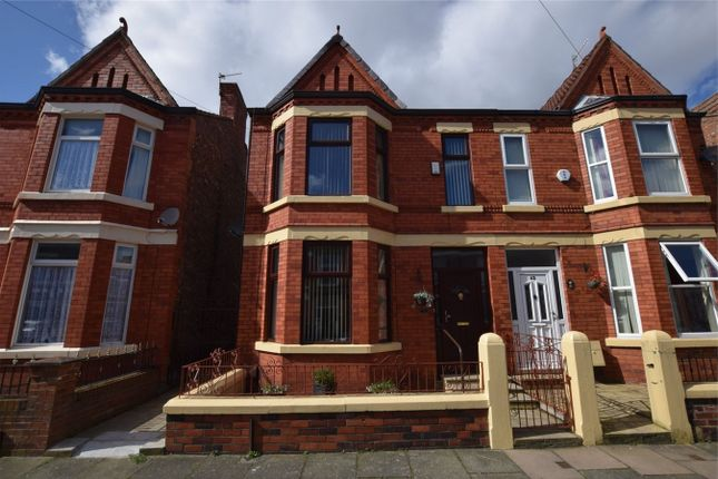 Semi-detached house for sale in Kirkland Avenue, Tranmere, Merseyside