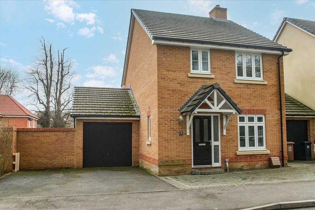 Thumbnail Detached house for sale in Longwood Copse Lane, Basingstoke, Hampshire