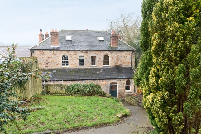 Thumbnail Semi-detached house for sale in Kirkhill, West Thirston, Northumberland