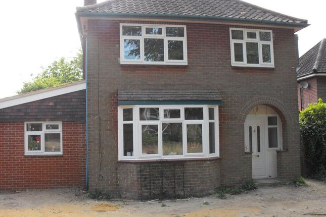 Thumbnail Property to rent in Christchurch Road, Norwich