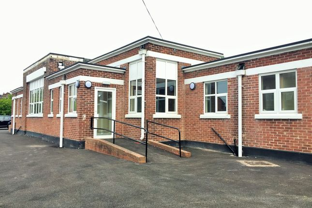 Office to let in Wellesley House, Wellesley Street, Shelton, Stoke-On-Trent, Staffordshire