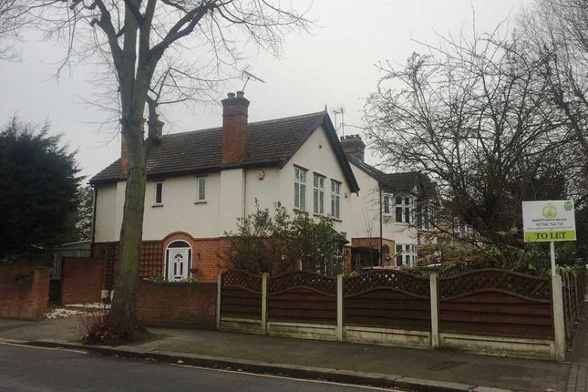 Thumbnail Semi-detached house to rent in Hornford Way, Romford