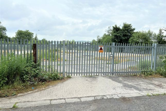 Thumbnail Land to let in Davies Road, Blackburn