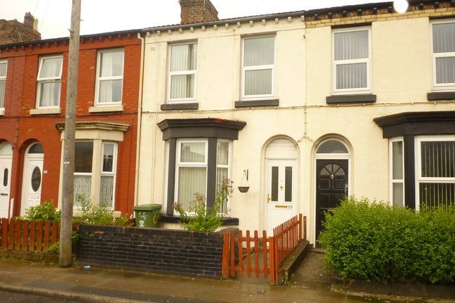 Thumbnail Terraced house for sale in Thomson Road, Seaforth, Liverpool