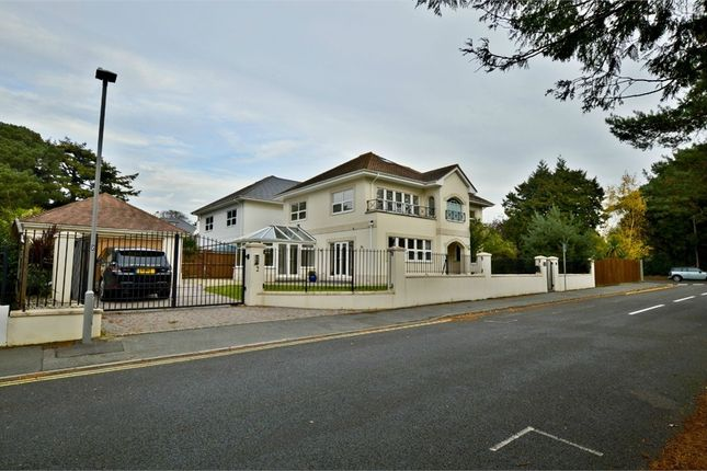 Thumbnail Detached house to rent in Inverness Road, Poole, Dorset