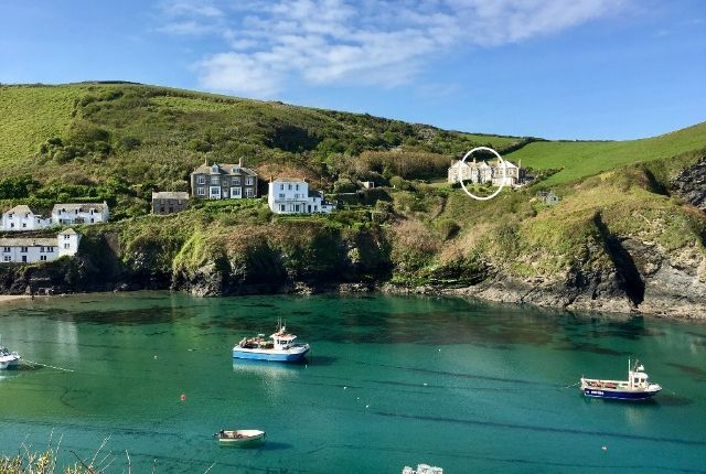 Thumbnail Property for sale in Moonfleet, 8 Roscarrock Hill, Port Isaac