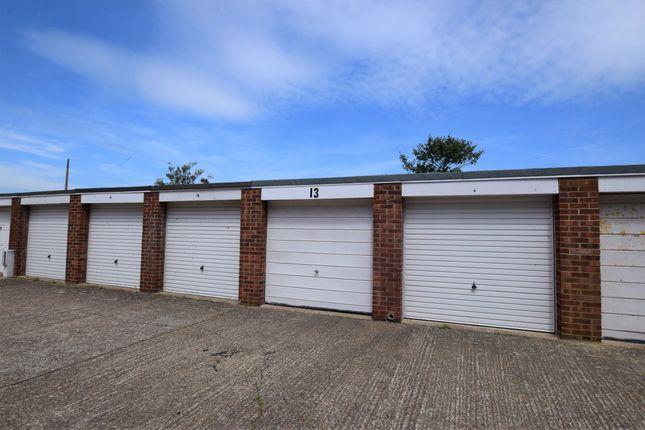 Garage of Cadogan Court, Pevensey Bay BN24