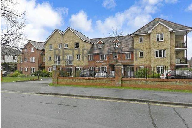 Thumbnail Flat to rent in Havant Road, Cosham, Portsmouth