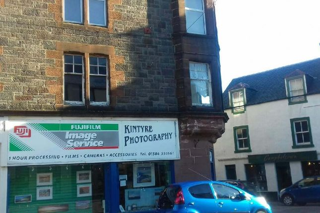 Thumbnail Flat for sale in Burnbank Street, Campbeltown