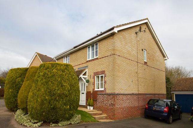 2 bed semi-detached house for sale in Nuffield Close, Brackley NN13