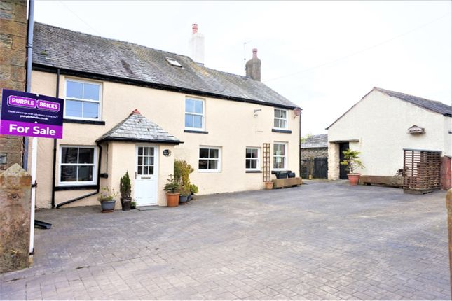 Thumbnail Cottage for sale in Kirksanton, Millom
