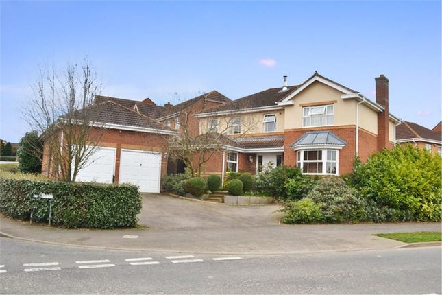 Thumbnail Detached house for sale in Balmoral Drive, Grantham
