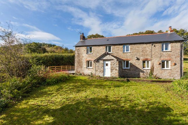 Thumbnail Cottage for sale in Herodsfoot, Liskeard