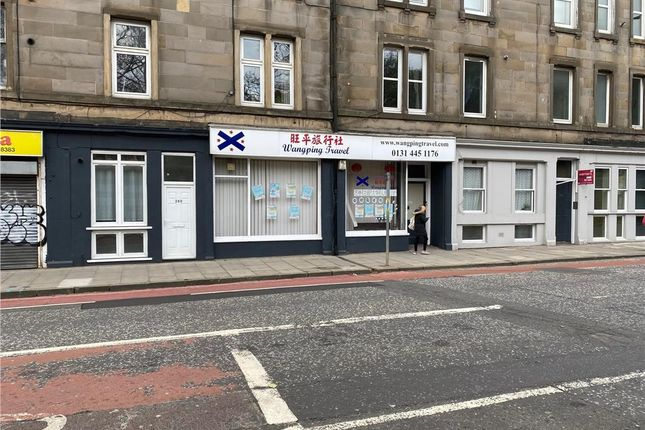 Thumbnail Office for sale in 258-259 Dalry Road, Edinburgh