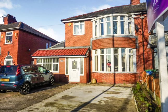 Thumbnail Semi-detached house for sale in Hollinwood Avenue, Oldham