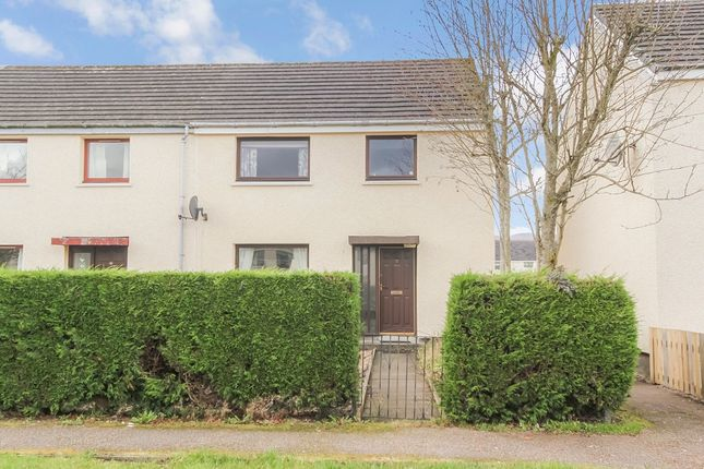 Thumbnail End terrace house for sale in Camaghael Road, Caol, Fort William, Inverness-Shire