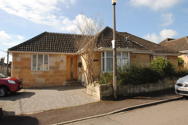 Thumbnail Detached bungalow for sale in Coronation Avenue, Bradford On Avon