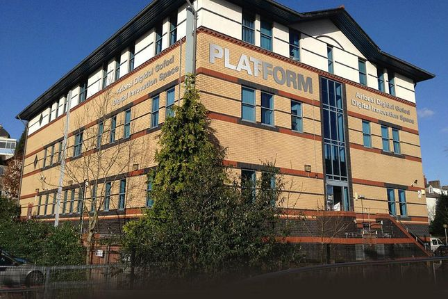 Thumbnail Office to let in Platform, Devon Place, Newport