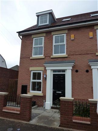 Thumbnail Property to rent in Cross Street Villas, Cross Street, Chesterield, Derbyshire