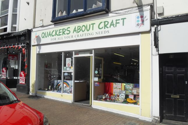 Thumbnail Retail premises to let in Union Street, Ryde