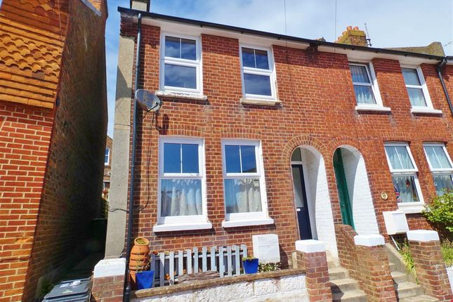 2 bed end terrace house for sale in Lower Road, Eastbourne BN21