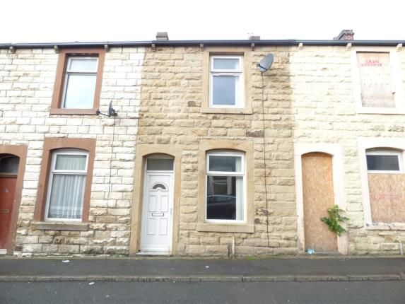 Front of Thorn Street, Burnley, Lancashire BB10