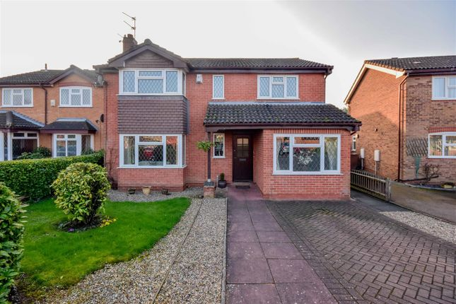 Thumbnail Property for sale in Allen Avenue, Quorn, Loughborough