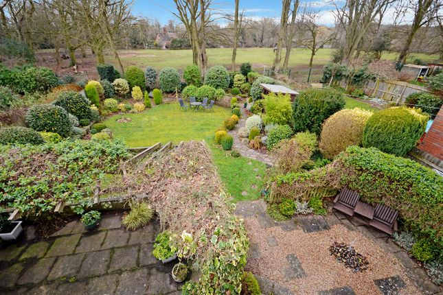 Garden View of Armorial Road, Styvechale, Coventry CV3