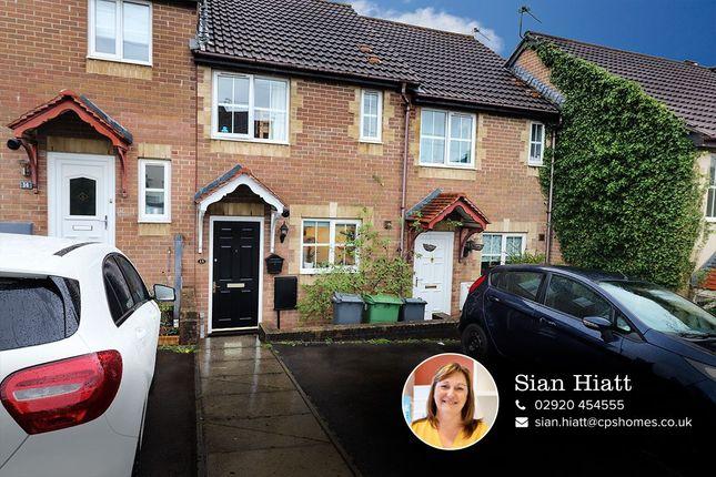 Thumbnail Terraced house for sale in Skibereen Close, Pontprennau, Cardiff