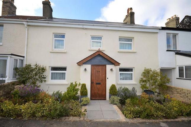 Thumbnail Terraced house for sale in Candys Cottages, Chudleigh Knighton, Chudleigh, Newton Abbot