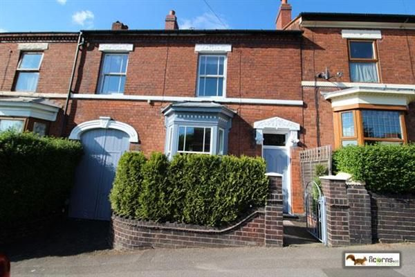 Thumbnail Terraced house for sale in Walhouse Road, Walsall