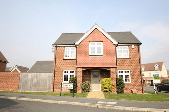 Thumbnail Detached house for sale in Ipswich Close, Cressington Heath, Liverpool