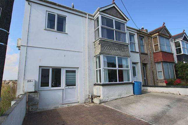 2 bed end terrace house to rent in Porth Bean Road, Porth, Newquay TR7
