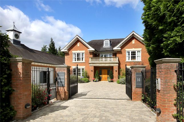 Thumbnail Detached house for sale in Beechwood Road, Beaconsfield, Buckinghamshire